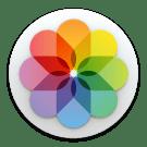 Foto's voor OS X logo