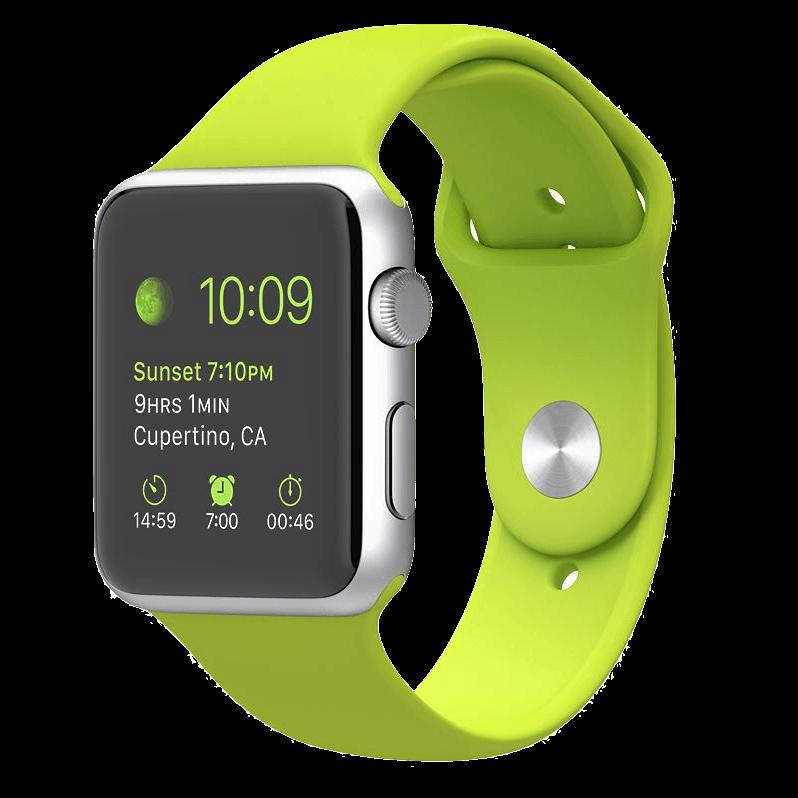 groene apple watch