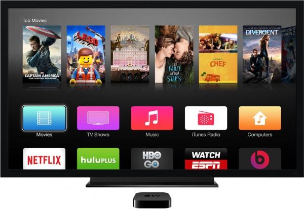 Apple TV 3 overzicht