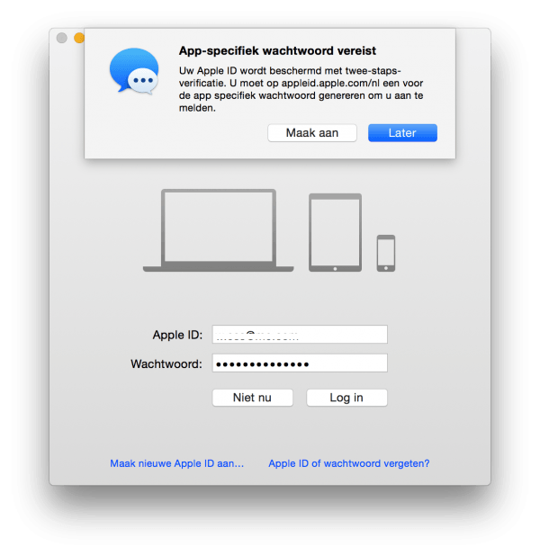 app-specifiekwachtwoord