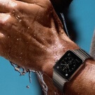 Apple Watch icon water
