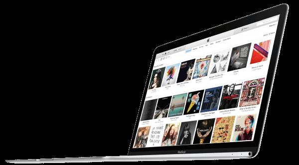 Apple Music op een Mac