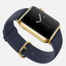 De gouden apple watch