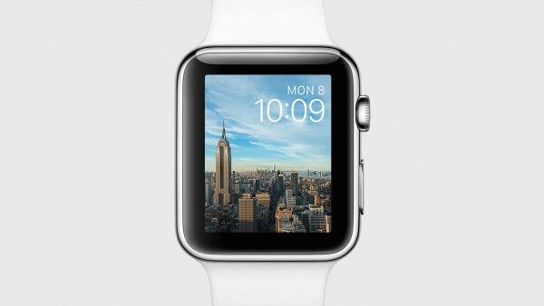 nieuwe watch face Apple Watch