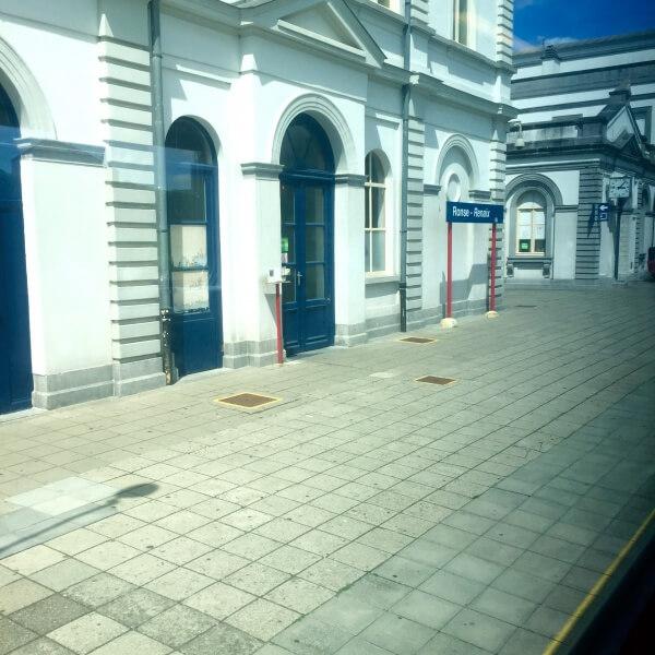 station foto zonder tril sms