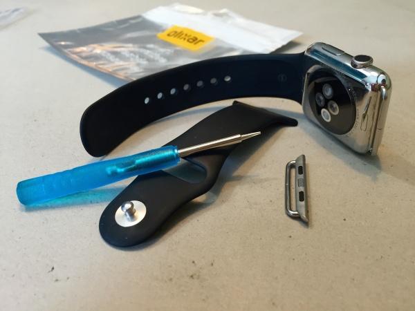 Apple Watch adapter bandjes