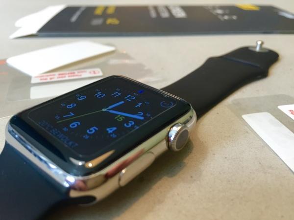 screenprotector Apple Watch