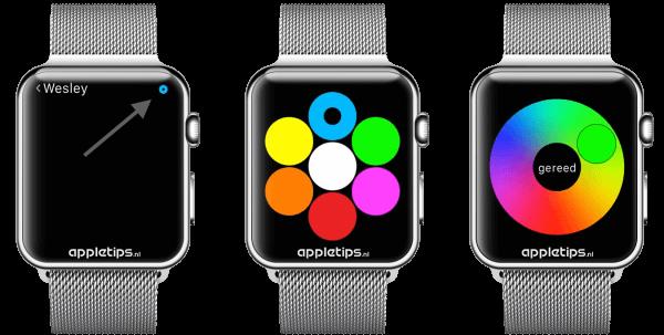 meer kleuren digitale touch