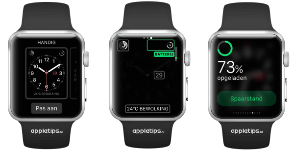 batterij Apple Watch