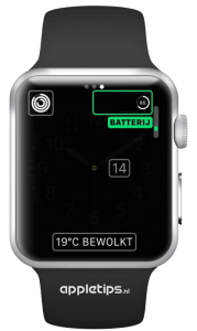 complicaties aanpassen Apple Watch