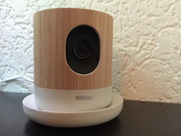 Withings Home Camera homemade