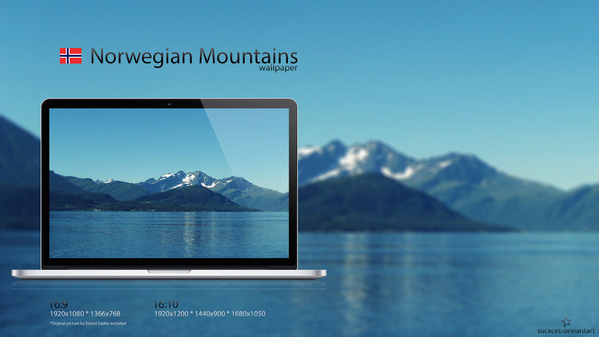Norwegian Mountains