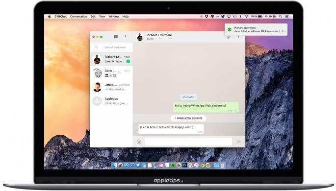 WhatsApp Mac App
