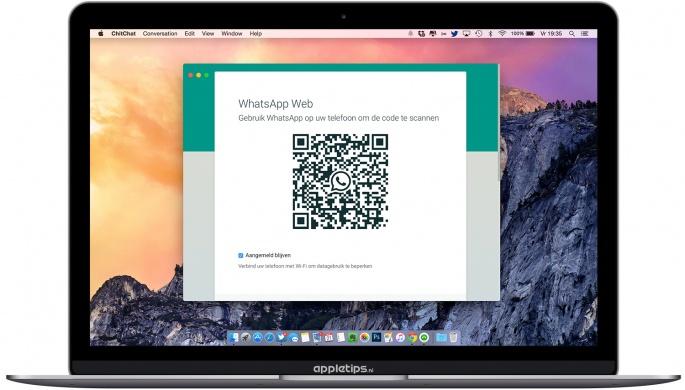 whatsapp op mac