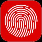Touch ID logo iOS 9