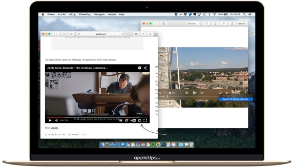 Airplay el capitan