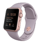 apple watch sport rosegoud