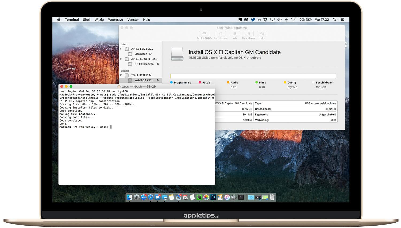 Как сделать флешку mac os sierra на windows 958