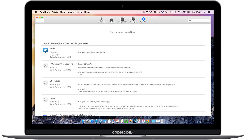 Aanrader Bereid Je Mac Voor Op Macos Mojave Appletips