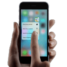 3d touch iphone6s