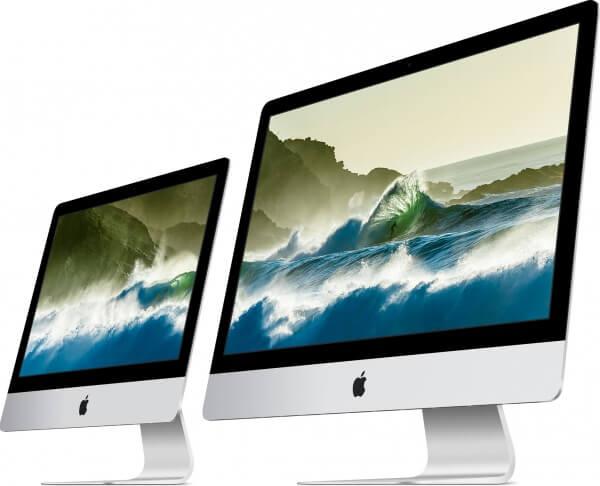 nieuwe iMac 4K