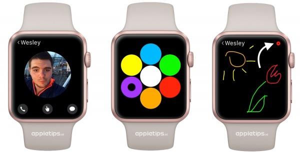Meer kleuren gebruiken in Digital Touch