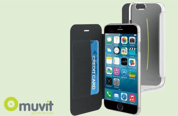 Muvit Folio case iPhone