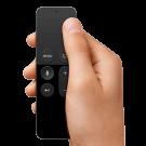 Apple TV 4: Vooruit- en terugspoelen in video's