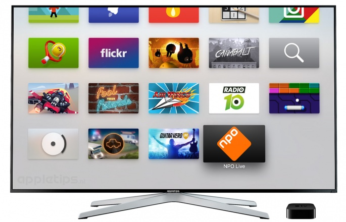 NPOlive Apple TV 4