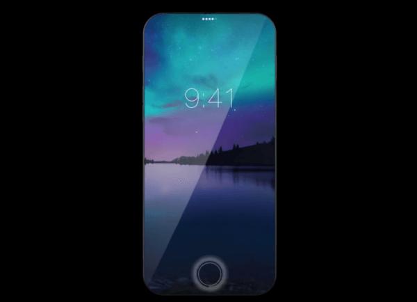 iPhone 7 concept zonder behuizing