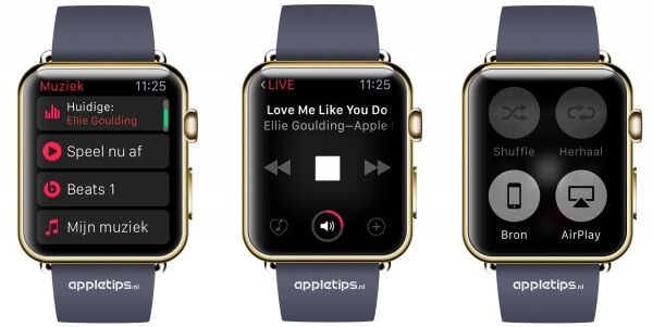 Beats 1 apple music Apple Watch