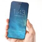 concept van iPhone 7 zonder thuisknop