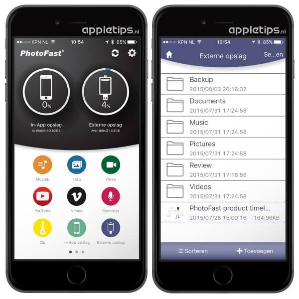 i-Flashdrive app 1
