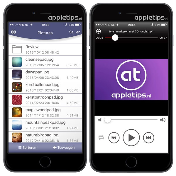 i-Flashdrive app 2