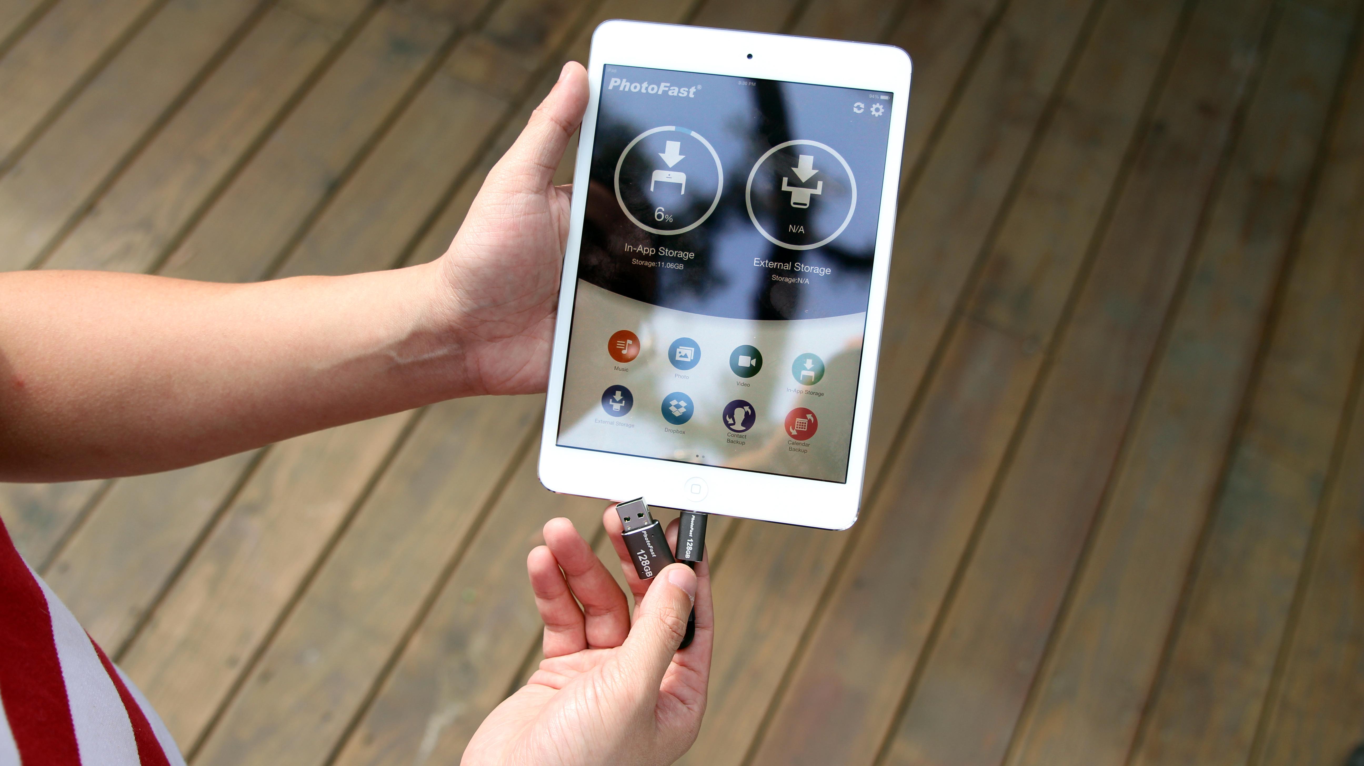 Opslag Van Je Iphone Of Ipad Uitbreiden Met Usb Stick