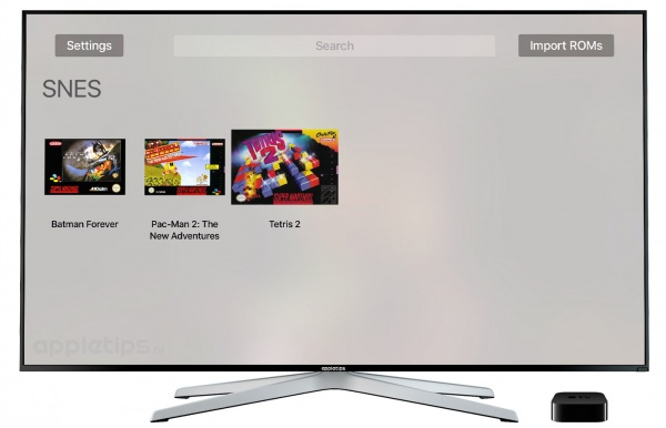 Apple tv roms