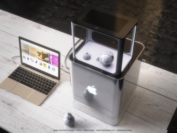 iPrinter Apple 3d