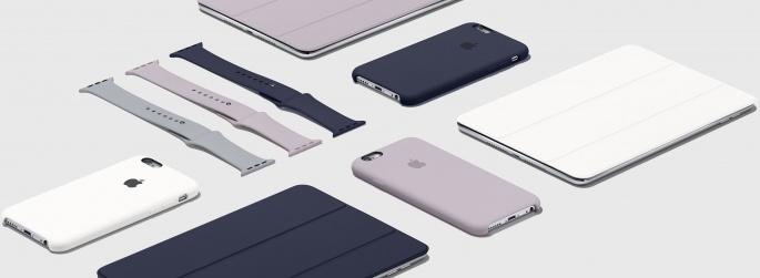 Alles hoesjes en bandjes van Apple