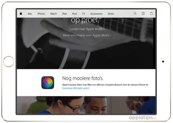 afterlight downloaden iPad apple store