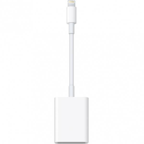 lightning USB-SD adapter