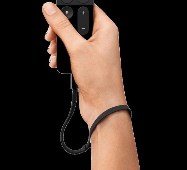 Remote loop Siriremote