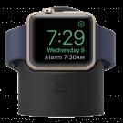 Apple Watch: Nachtklokmodus gebruiken in liggende- en portretstand