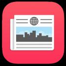 icoon van de nieuwe News app