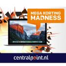Mega madness korting op Apple producten