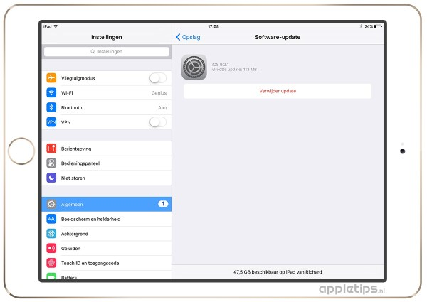 Bugs En Problemen Met Ios 93 Oplossen Appletips