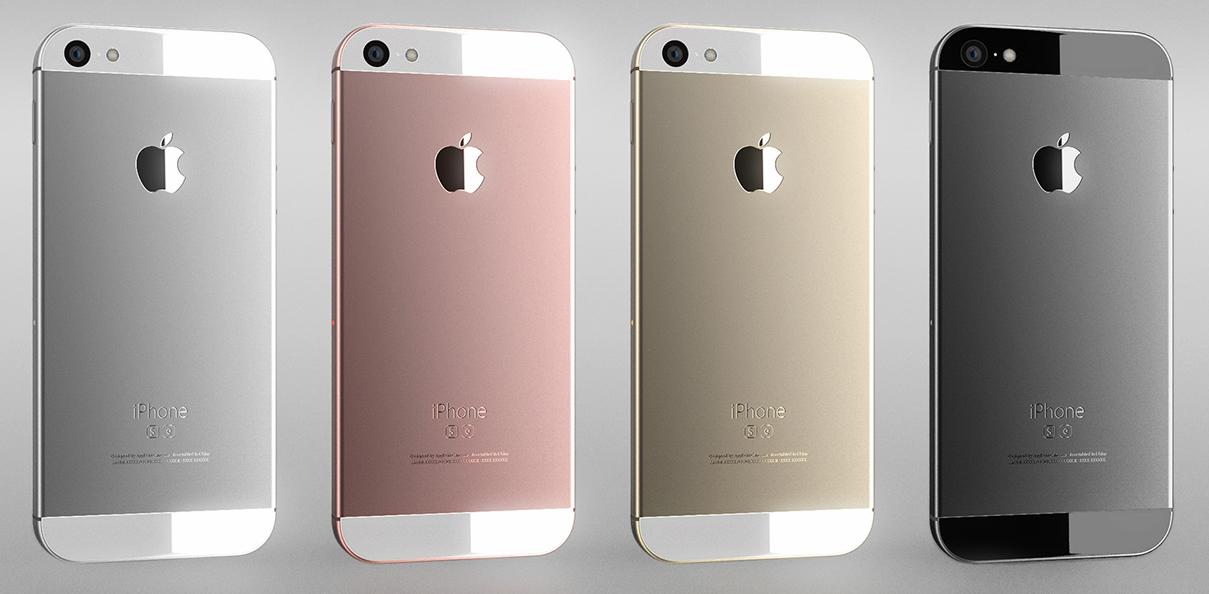 Alle 4 Inch Iphone 5se Geruchten Op Een Rij Appletips