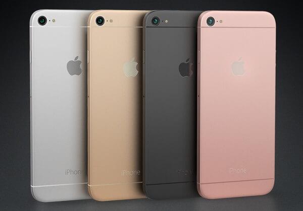 Is dit de nieuwe iPhone 7?