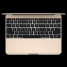 toetsenbord op een macbook
