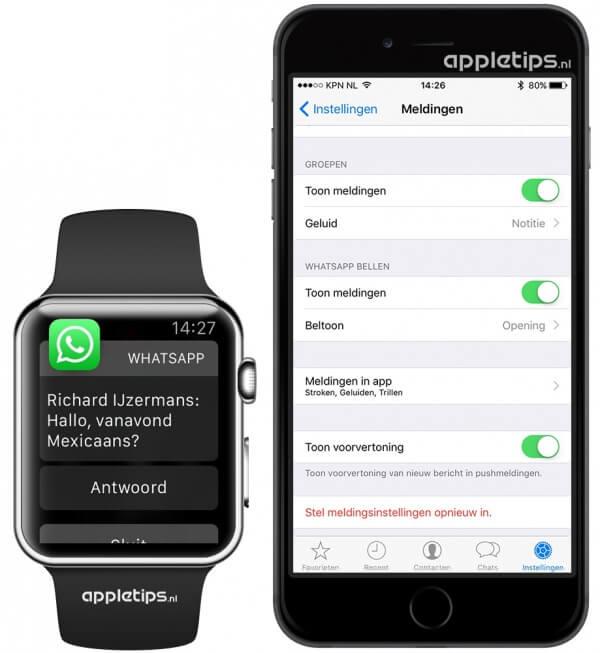 Whatsapp quick reply fix