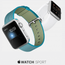 Nieuwe Apple Watch Sport combinatie